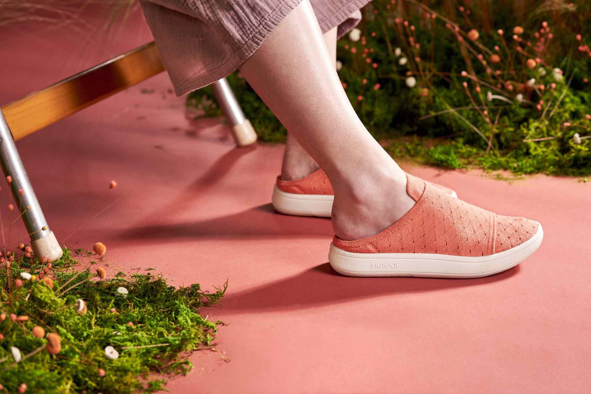 All-Dai shoe in sedona color