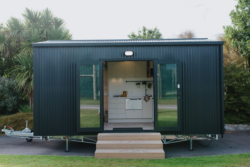 Tiny House From New Zealand Is Actually Almost Tiny