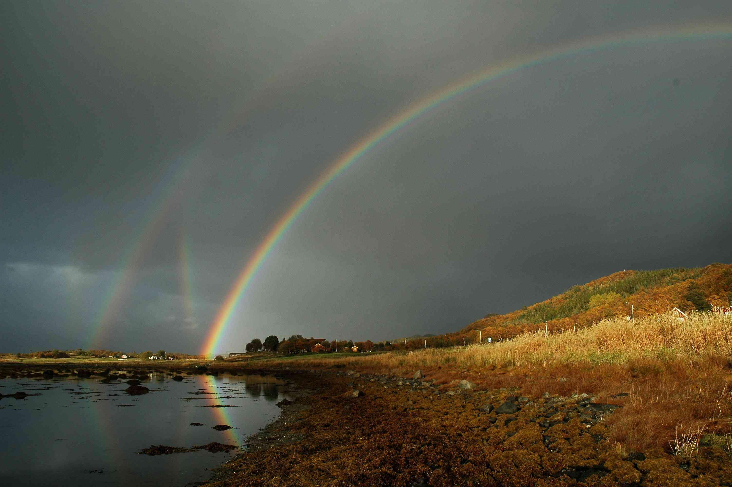 Six Rainbows Across Norway