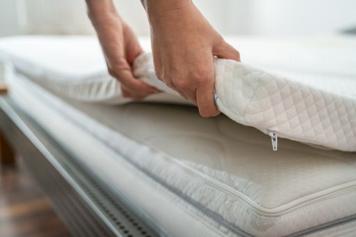 Adjusting Mattress Topper