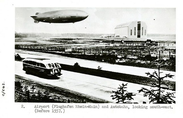 The dirigible is a nice touch, don't you think?