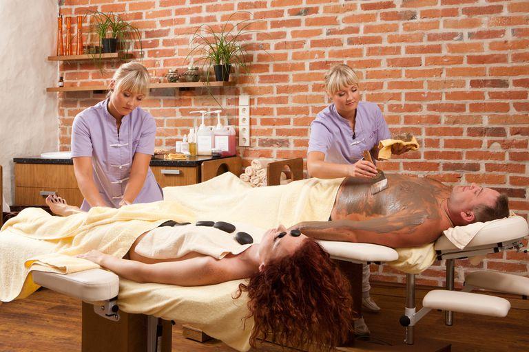8 de los tratamientos de spa más extraños