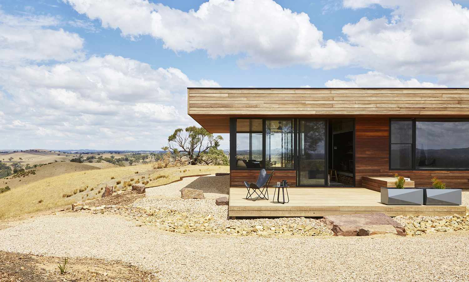 Elemental House by Ben Callery Architects eaves