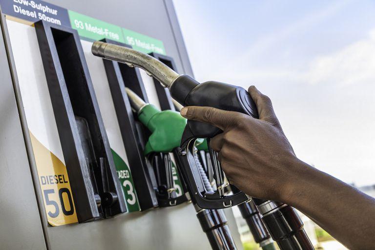 petrol pump hands