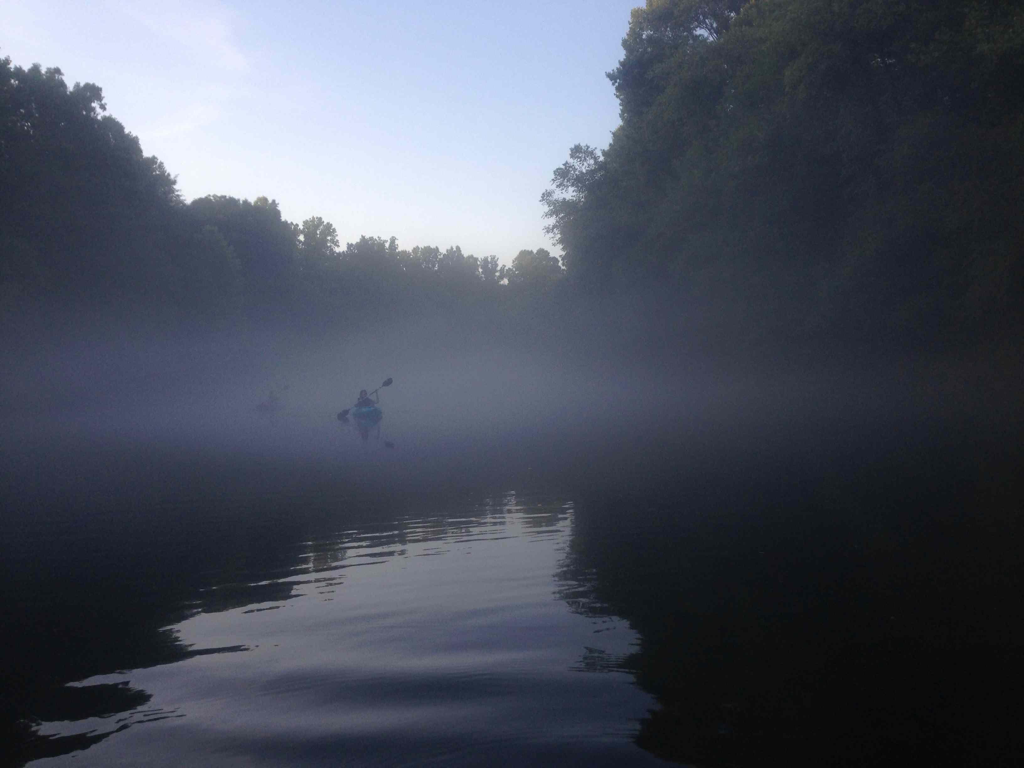 Chattahoochee River kayaking