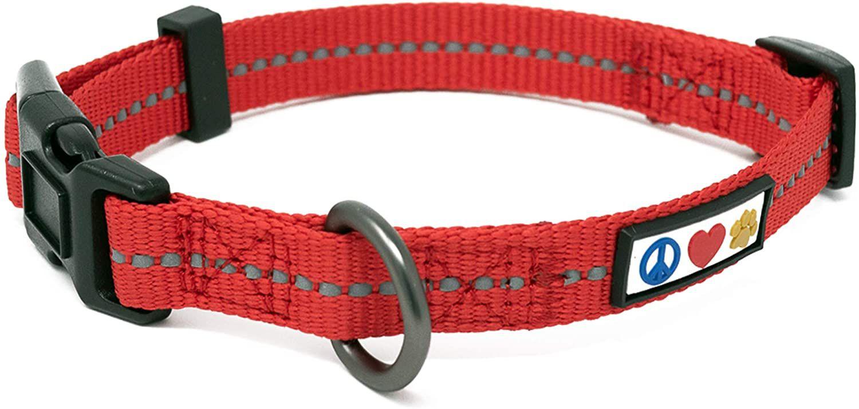 Pawtitas Reflective Dog Collar