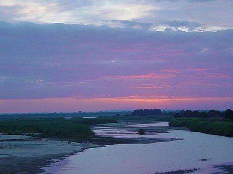 rufiji river tanzania photo