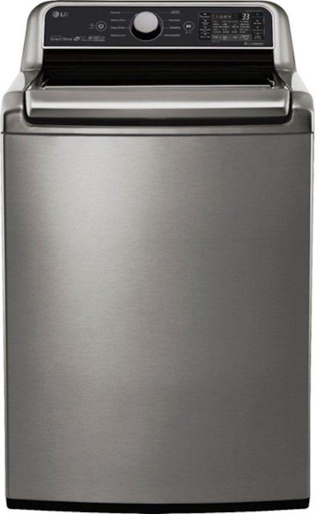 LG Electronics 5.0 cu. ft. Smart Top Load Washer