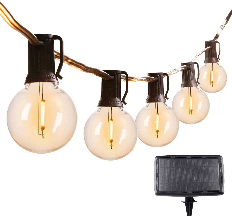 Brightown 29 Feet Solar String Lights