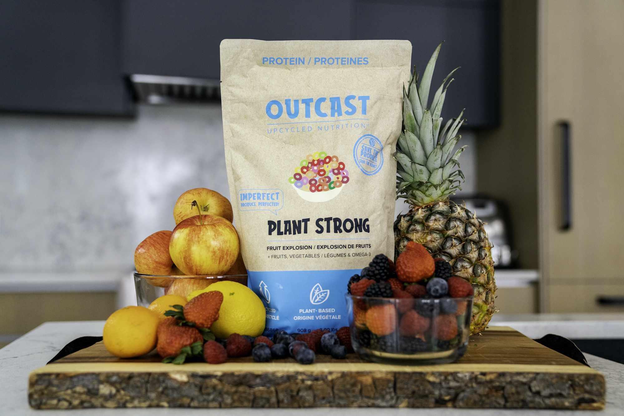 Outcast Foods Fruit Explosion