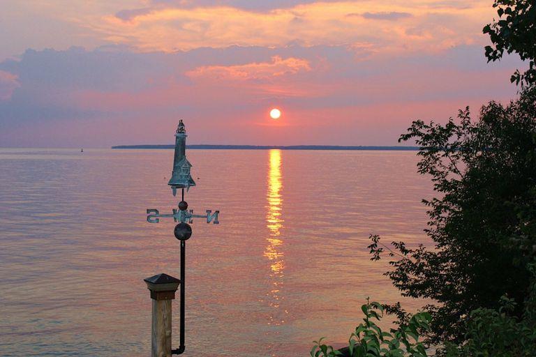 El lago Erie ahora tiene su propia declaración de derechos