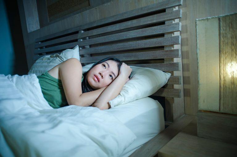 Cómo saber si tiene insomnio