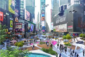 Times Square reimagined