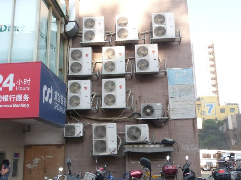 Air conditioners in China