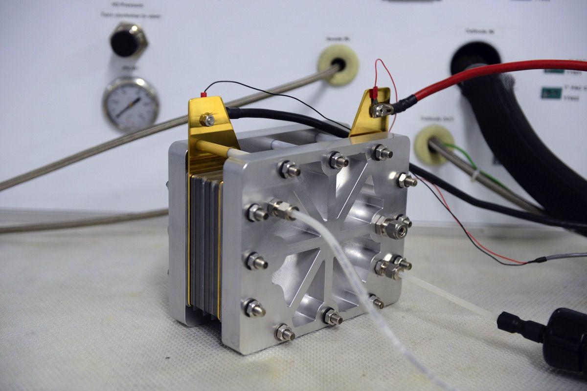 Pragma Fuel cell