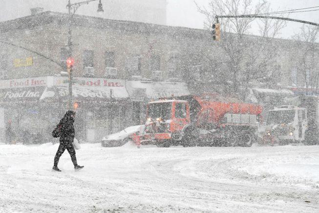 6 maneras de saber que hace mucho frío afuera