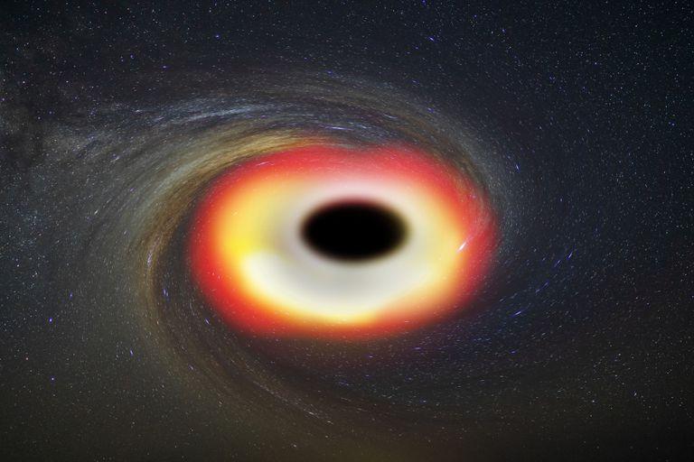 Científicos desconcertados por el brillo repentino del agujero negro supermasivo de nuestra galaxia