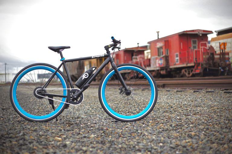 Propella lanza su bicicleta eléctrica minimalista y liviana de segunda generación
