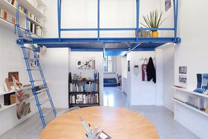 Il Cubotto micro-apartment renovation by thecaterpilar interior