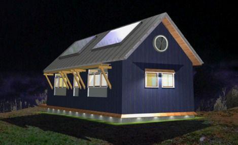 bright built barn image