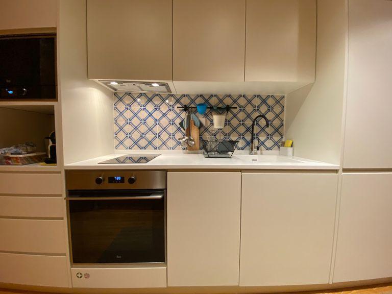 Cómo diseñar una cocina compacta
