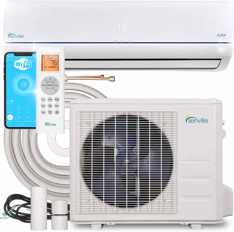 Senville ENA-24HF/Z Mini Split Air Conditioner