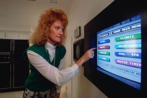 Smart Home, 1990s style