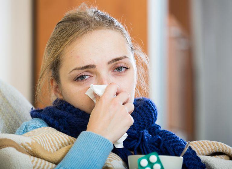 Cómo deshacerse de la congestión nasal naturalmente