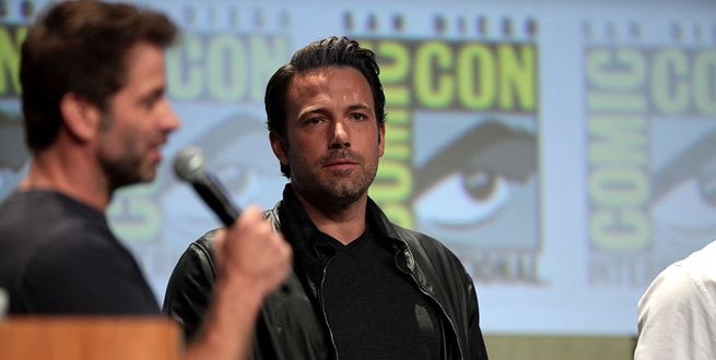 El cuerpo de Batman de Ben Affleck tendrá un 'aspecto de superhéroe de la vida real'