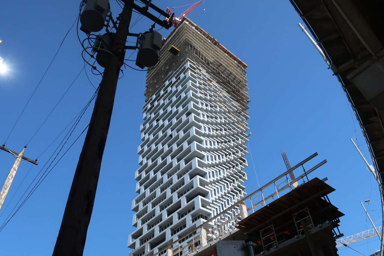 Tower in Vancouver designed by BJARKE!/ Lloyd Alter