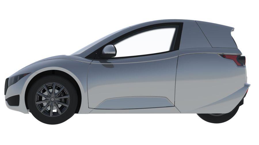 The SOLO, a Single Passenger Electric Three-Wheeler, Is Slated for July Launch