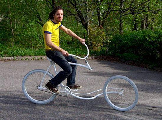 forkless bike olli photo