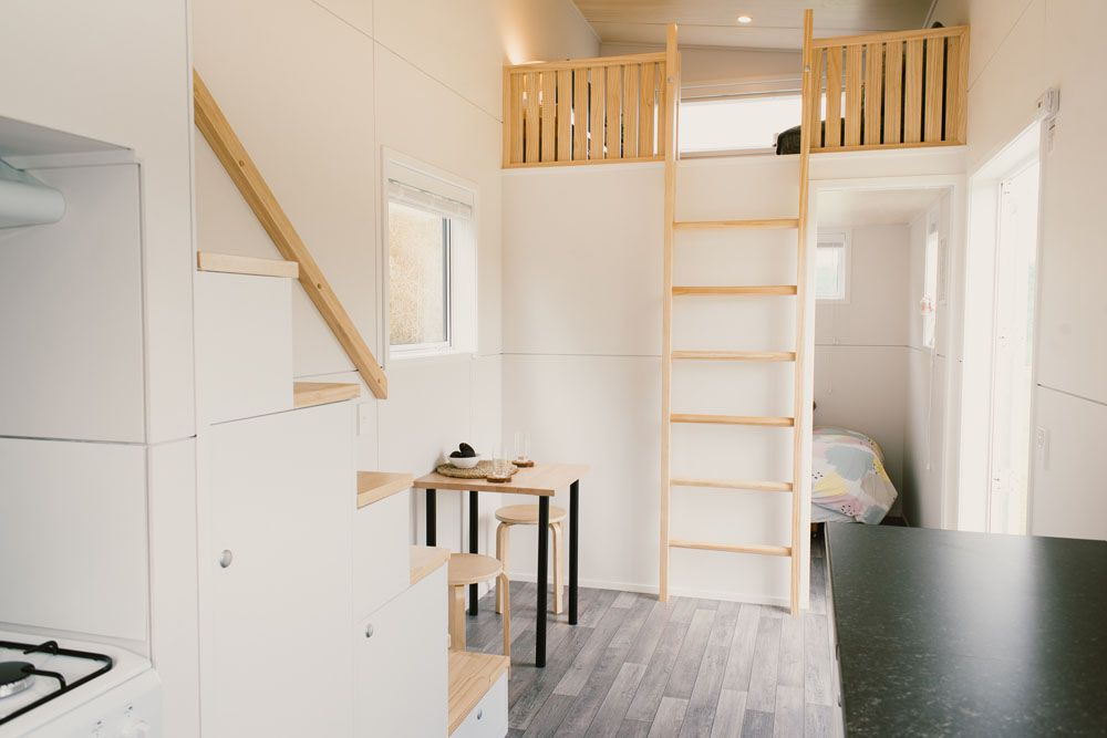 Two Bedroom Archer Tiny House Is Made For Small Families Video