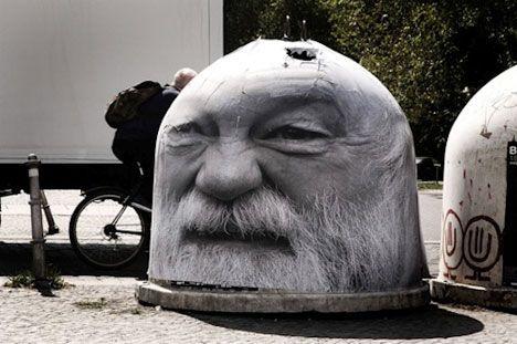 recycling bin menal gassi Photo