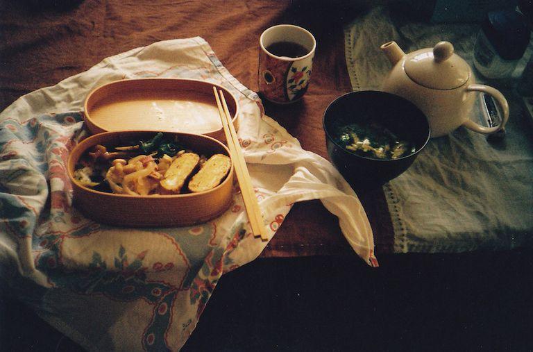 La dieta tradicional japonesa está relacionada con una vida más larga y una mejor salud