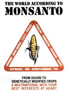 world according to monsanto poster