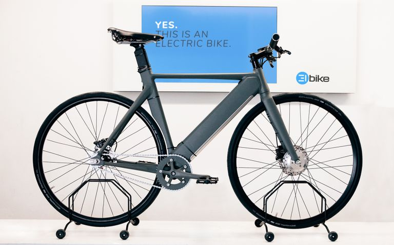 Elbike on display