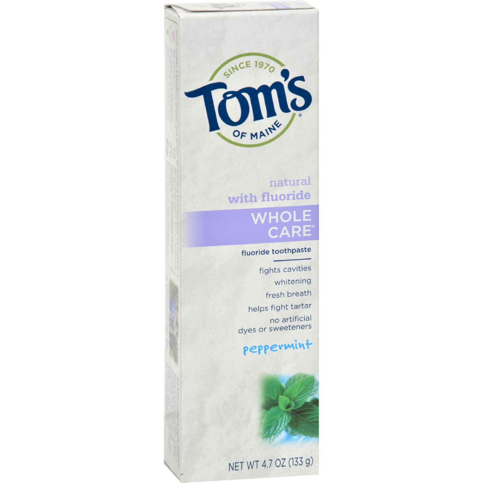 Tom's of Maine Whole Care Toothpaste