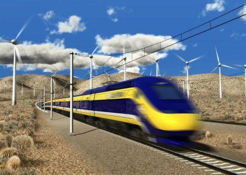 us high speed rail dead