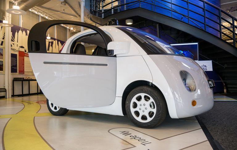 Informe: el 95% de las millas de automóviles en EE. UU. serán eléctricas, autónomas para 2030