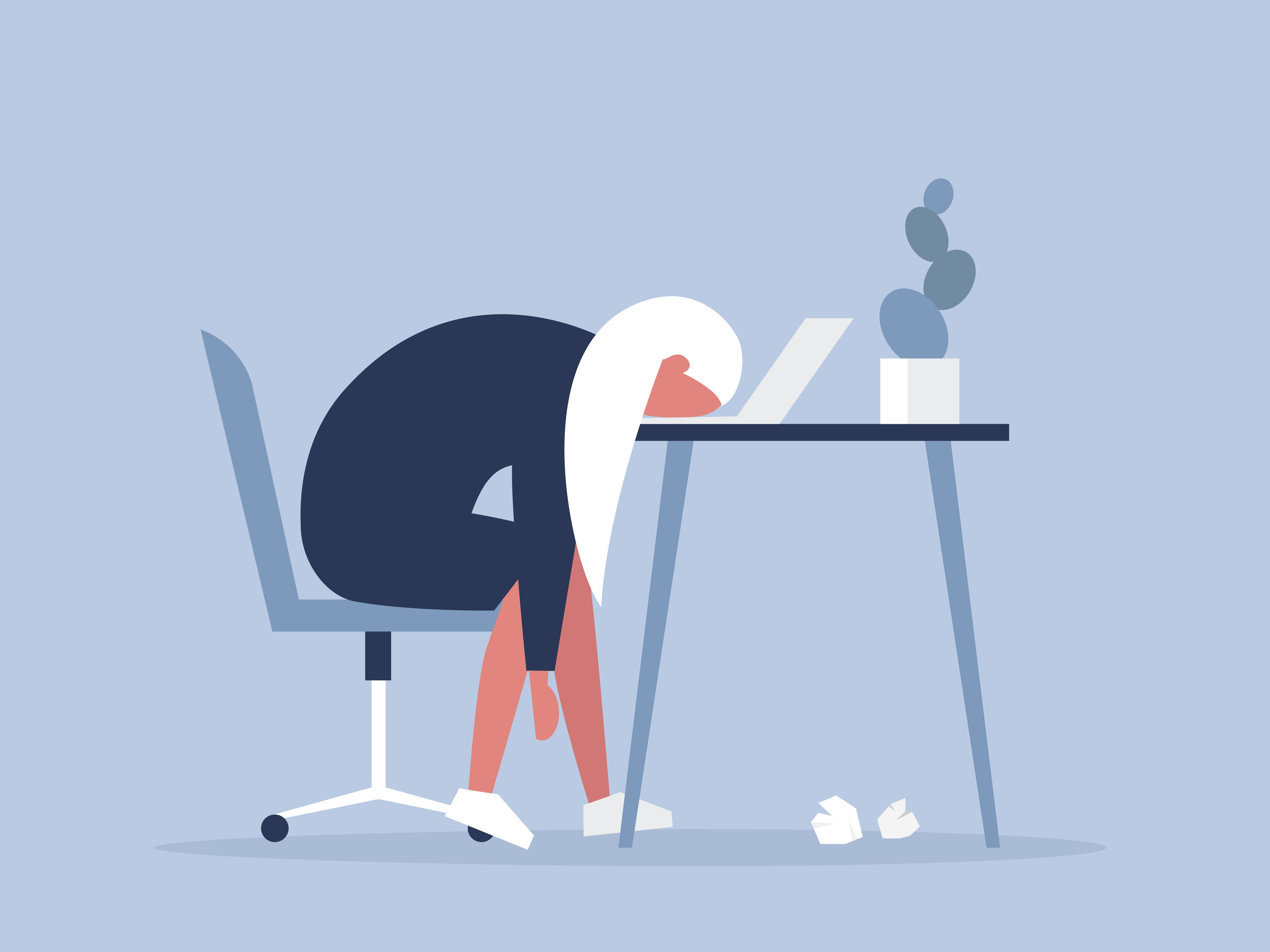 WHO Officially Recognizes Job Burnout – Here Are the Symptoms and Solutions
