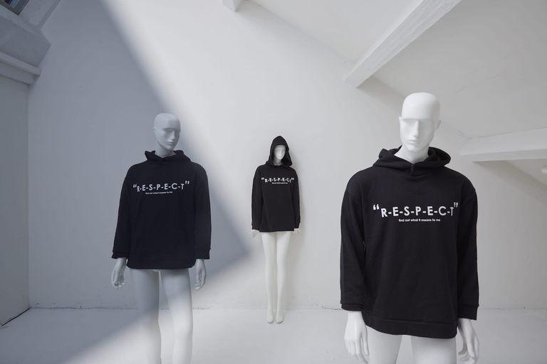La sudadera con capucha 'sostenible' de Zara es todo menos