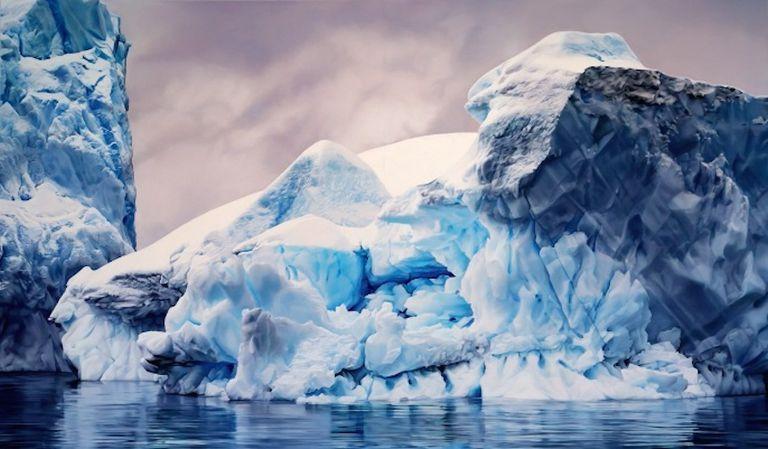 Snap, Crackle, Pop: Glaciares derretidos suenan como Rice Krispies