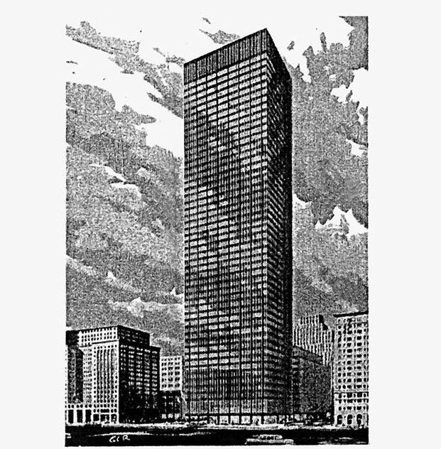 Union Carbide building