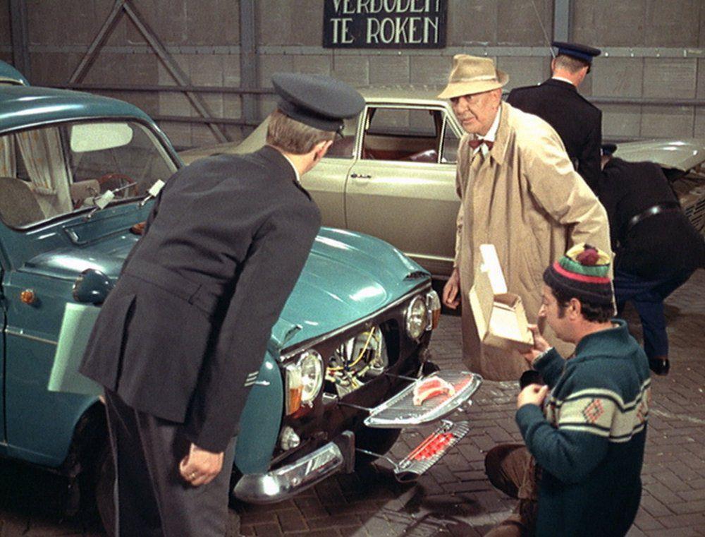 Jacques Tati trafic
