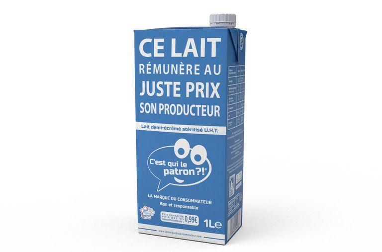 Esta marca de supermercado paga a los agricultores franceses un precio justo