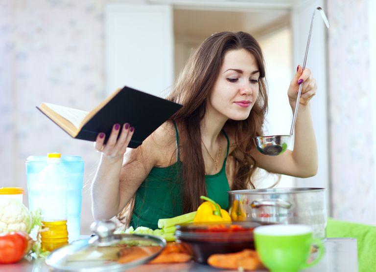 ¿Qué importancia tiene seguir una receta exactamente?