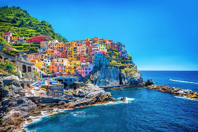 Italia se mueve para imponer 'multas de flip-flop' a los turistas de senderismo