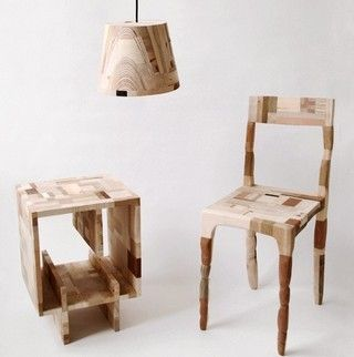 furniture patchwork photo