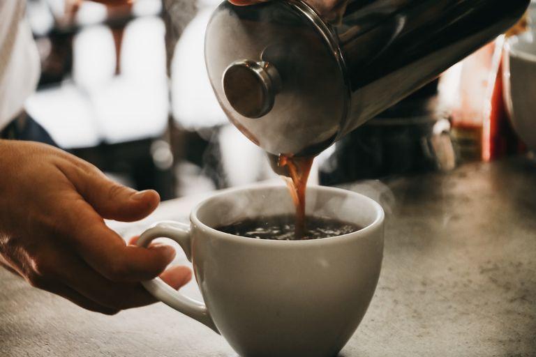 Cómo hacer una taza de café más verde